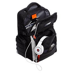 Classic FlyBy Backpack Black