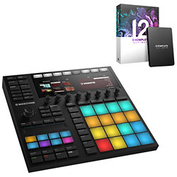 Native Instruments Maschine MK3 + Komplete 12 Ultimate Upgrade Select