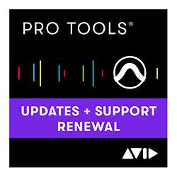Pro Tools licence renouvellement de support et updates
