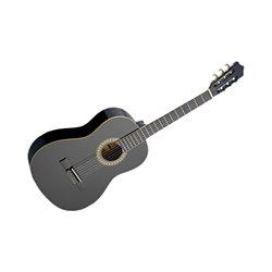 stagg c410 m rouge c410 guitare classique taille 1-2 – rouge