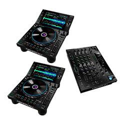 Pack régie SC6000 + X1850