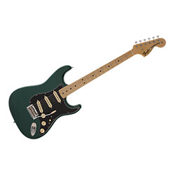 Made in Japan Hybrid 68 Stratocaster MN Sherwood Green Metallic