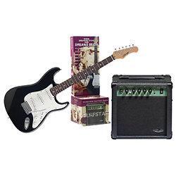 pack e surf bk pack guitare electrique stagg. Black Bedroom Furniture Sets. Home Design Ideas