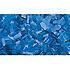 ShowtecConfettis Rectangle 55 x 17mm Bleus