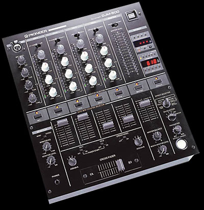 table de mixage djm 500