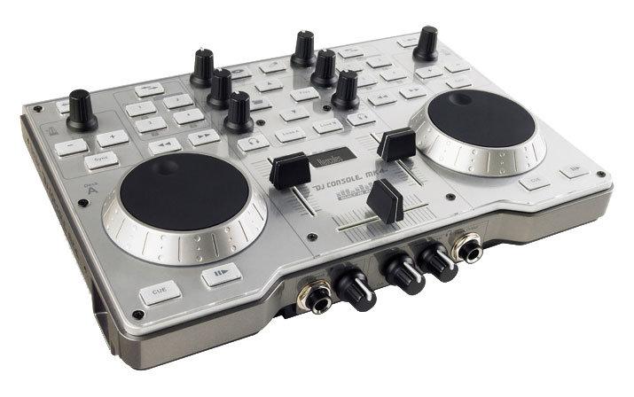 platine usb Hercule dj console mk4
