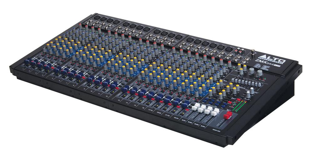 table de mixage alto zmx862
