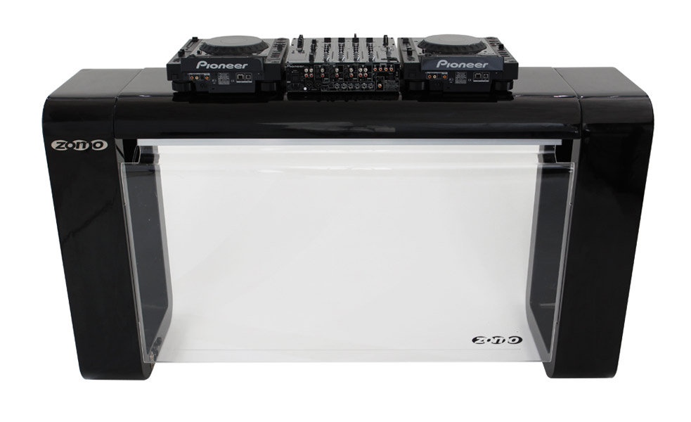 meubles dj zomo miami black - petites annonces image, tv, son - Meuble Dj Design