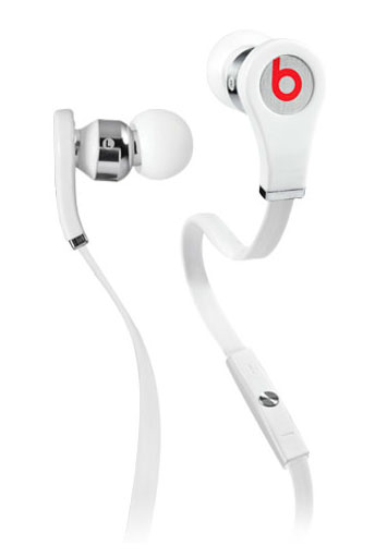 Casques MP3 / Ipod Monster Cables Beats tour white controltalk