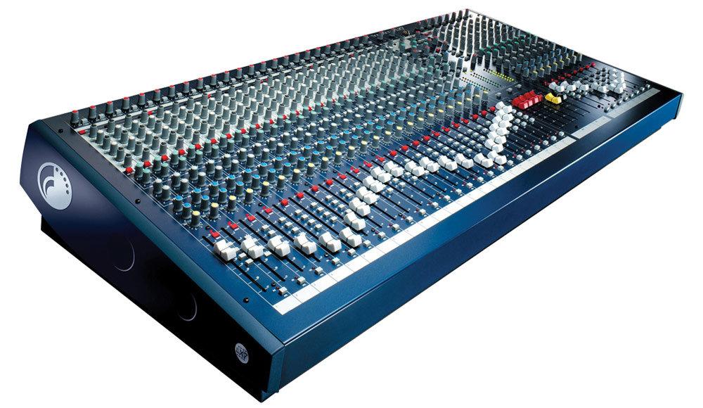 Table De Mixage Soundcraft 24 Pistes