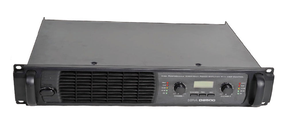 Amplificateurs HPA D1000