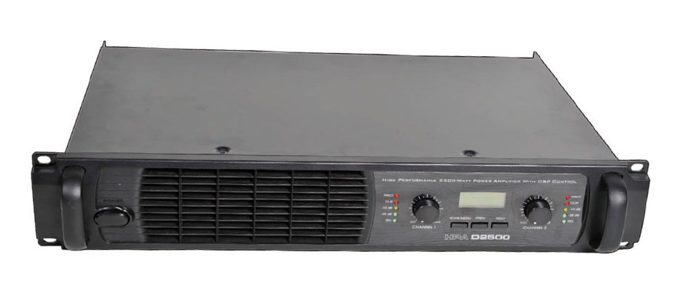 Amplificateurs HPA D1500