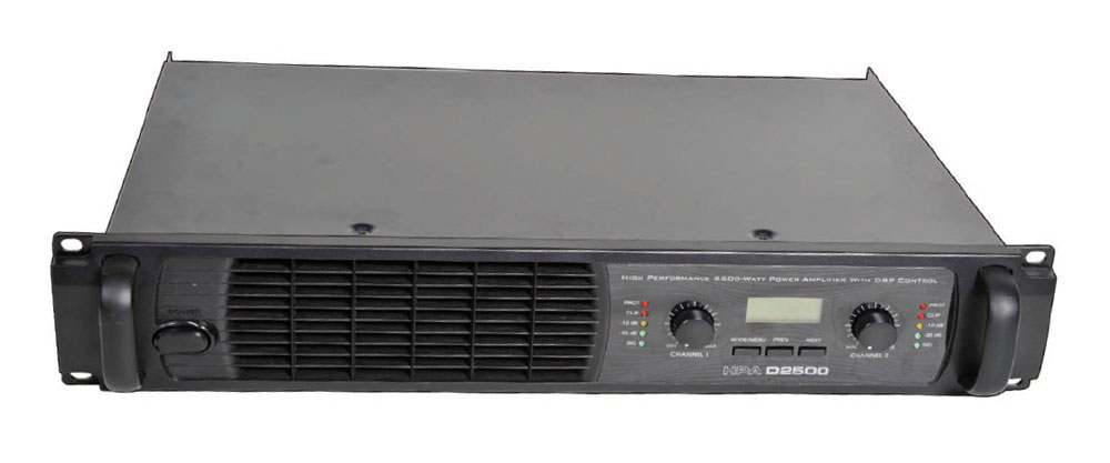 Amplificateurs HPA D2000