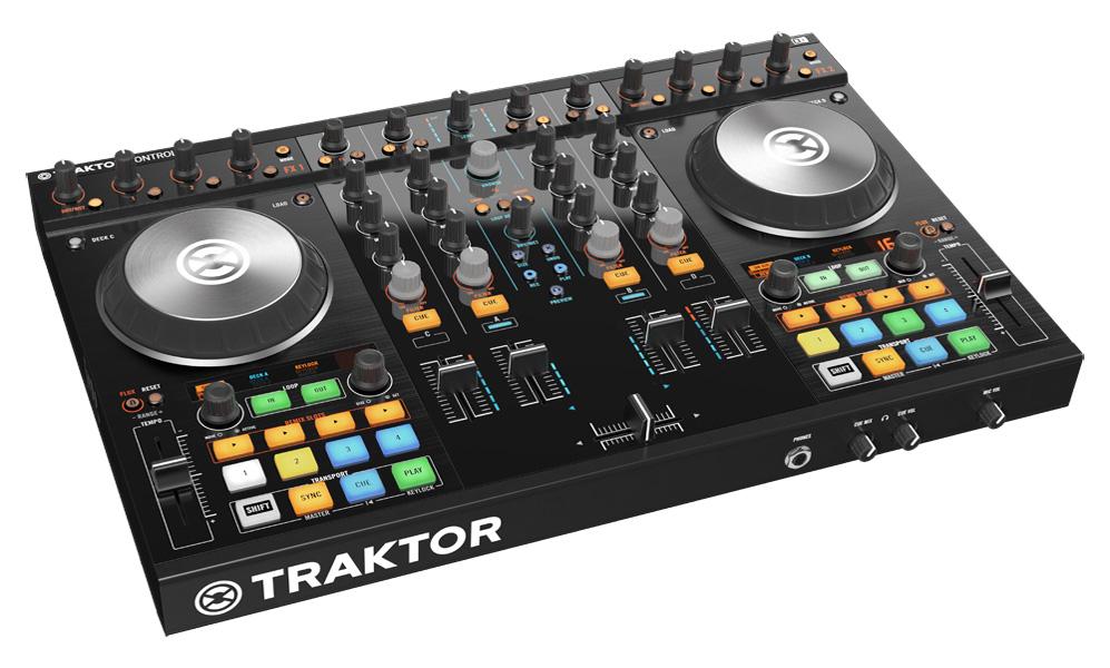 table de mixage compatible traktor