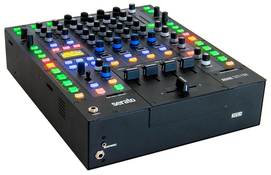 table de mixage compatible serato