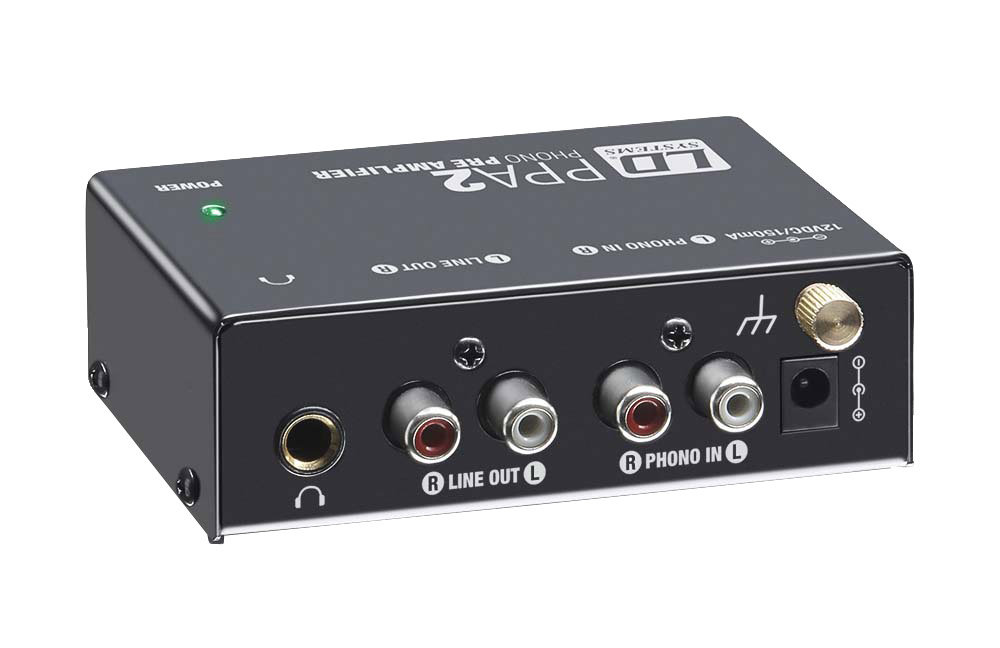 EQ LD Systems PPA2 Phono Preamp
