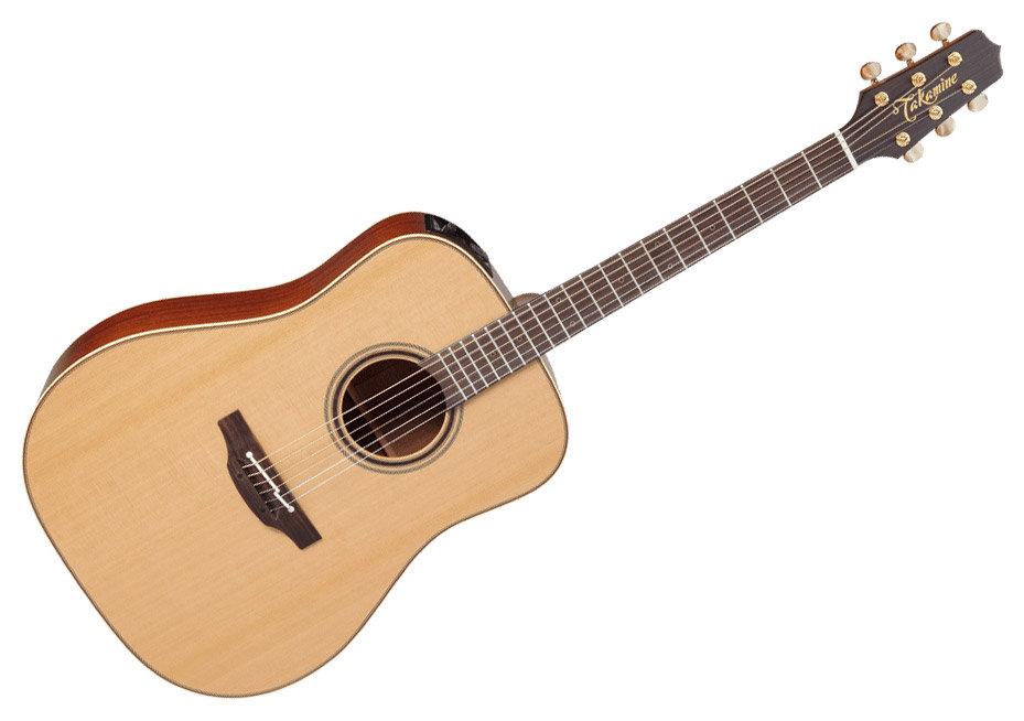Western Dreadnought Gitarre Preamp Elektro Akustik Verstärker Combo schwarz Set