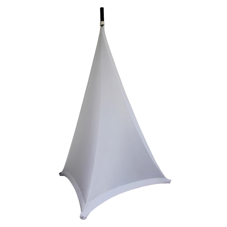 Housse pour haut-parleurs en /élasthanne extensible housse pour tr/épied lycra 10 couleurs disponibles