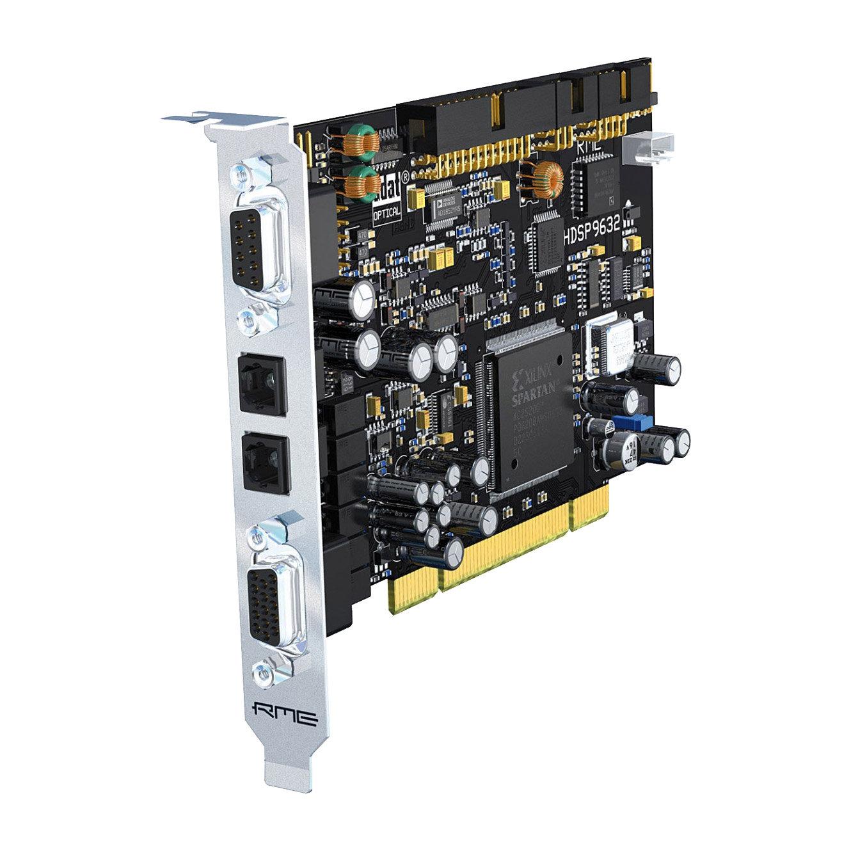 RME HDSP 9632 High-End PCI Audio Interface Soudcard