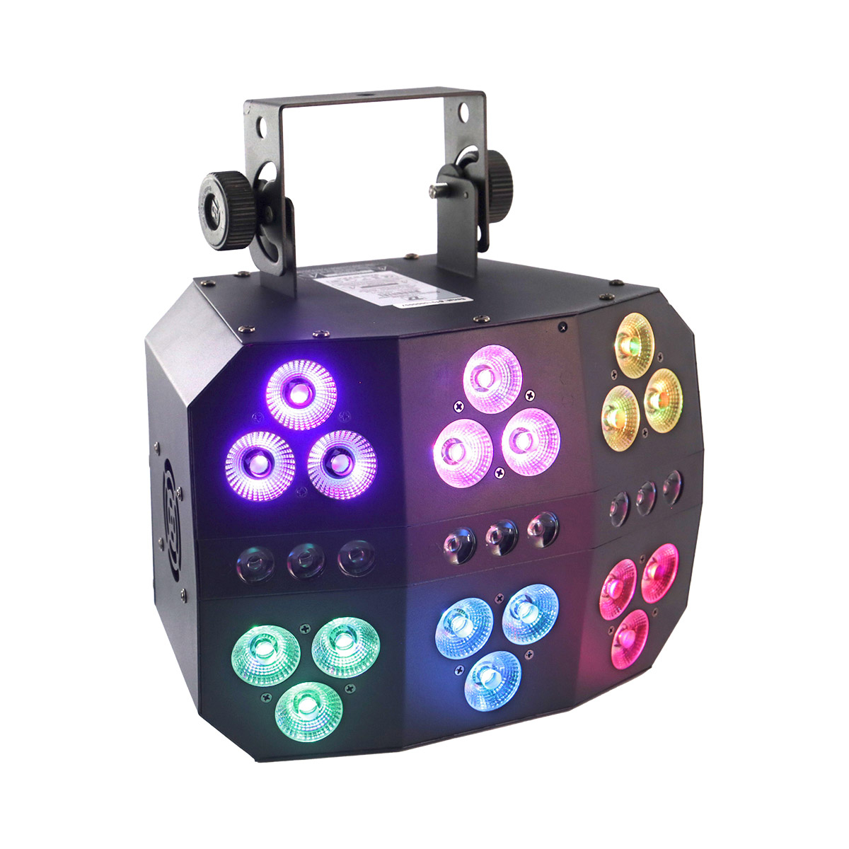 6 Pack LED PAR : Effets à Led BoomTone DJ - BoomtoneDJ