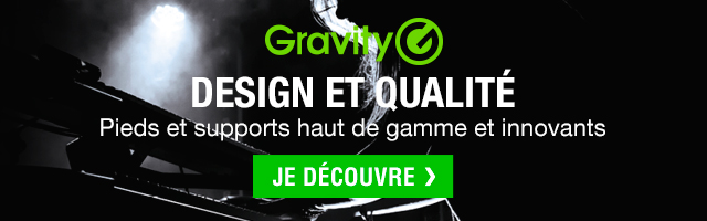 Gravity - Design & qualité