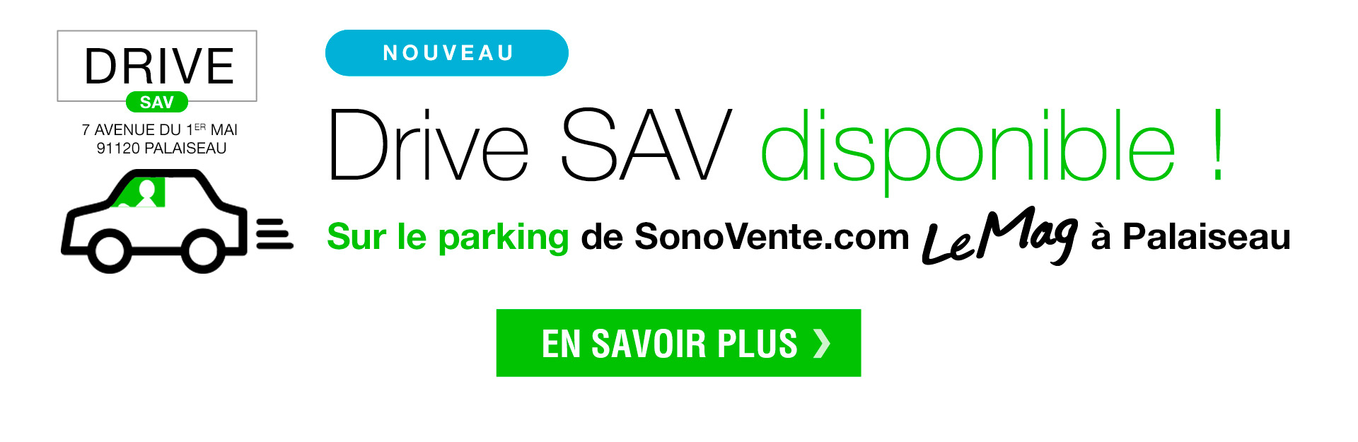 DRIVE SAV